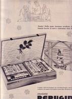 (pagine-pages)PUBBLICITA' PERUGINA  Tempo1958/53. - Altri