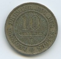 10 CENTIMES 1864 - 1831-1865: Léopold I