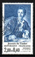 FRANCE. N°2304 De 1984 Oblitéré. Diderot. - Ecrivains