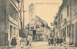 LES ANDELYS (27)  GRAND ANDELY - BEFFROI DE LA MADELEINE - Les Andelys