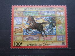 VEND BEAU TIMBRE DE NOUVELLE-CALEDONIE N° 863 , XX !!! (b) - Nueva Caledonia