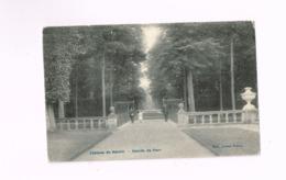 Château De Beloeil.Entrée Du Parc.Expédié à Bruxelles. - Beloeil