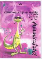 AK-99999.296   - Malcesine  Lago Di Garda -  Ammiratore - Sign. Künstlerkarte Colet - Humour
