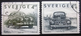 SUEDE                 N° 1728/1729              OBLITERE - Suède