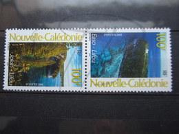 VEND BEAUX TIMBRES DE NOUVELLE-CALEDONIE N° 857 + 858 , XX !!! (b) - Nueva Caledonia