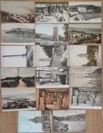 ENGLAND GUERNSEY Lot De 17 Cartes - Guernsey