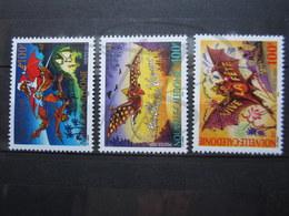 VEND BEAUX TIMBRES DE NOUVELLE-CALEDONIE N° 860 - 862 , XX !!! (b) - Nueva Caledonia