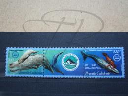 VEND BEAUX TIMBRES DE NOUVELLE-CALEDONIE N° 876 + 877 , XX !!! (b) - Nouvelle-Calédonie