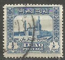 Iraq - 1941 Mosque Of The Golden Dome, Samarra 1/2D Used  SG 225 - Iraq