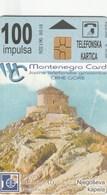 Montenegro - Njegos Chapel - Montenegro