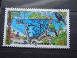 VEND BEAU TIMBRE DE NOUVELLE-CALEDONIE N° 878 , XX !!! - Nueva Caledonia