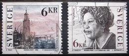 SUEDE                 N° 1781/1782              OBLITERE - Suède