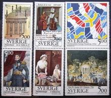 SUEDE                 N° 1794/1799              NEUF SANS GOMME - Suède