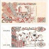 Algeria - 200 Dinars 1992 / 2018 UNC New SIGN Lemberg-Zp - Algeria