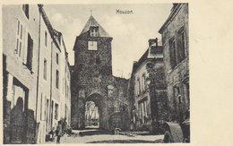 1916  Mouzon - Sedan