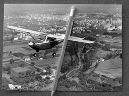 FOTOGRAFIA  AEREO PARTENAVIA P-64B OSCAR 200 Marche I-BITT - Aviation