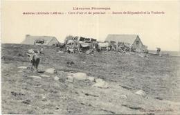 12.   AUBRAC.   BURON DE REGAMBEL ET LA VACHERIE - Other Municipalities