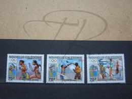 VEND BEAUX TIMBRES DE NOUVELLE-CALEDONIE N° 929 - 931 , XX !!! (b) - New Caledonia