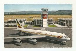 CT--02813- ADDIS ABEBA AIRPORT - ETHIOPIAN AIRLINES -BOEING FAN-JET-VIAGGIATA - Etiopia