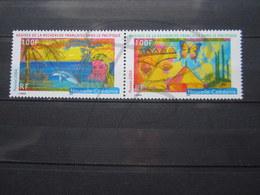 VEND BEAUX TIMBRES DE NOUVELLE-CALEDONIE N° 932 + 933 , XX !!! (b) - Nueva Caledonia