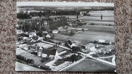 CPSM OUZOUER LES CHAMPS LOIRET CENTRE VILLE EGLISE ED CIM 1963 - Autres Communes
