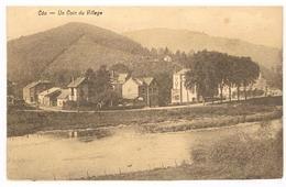 CPA : COO - Un Coin Du Village - Stavelot
