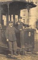 Conducteur De Tramway - Cecodi N'1441 - Tramways