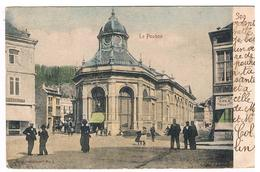 CPA Dos Non Divisé :SPA Le Pouhon - Stavelot