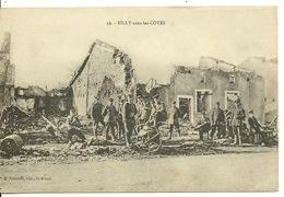 55 - BILLY SOUS LES COTES / CARTE ALLEMANDE - Francia