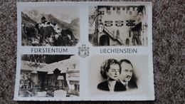 CPSM FURSTENTUM LICHTENSTEIN BLASON FRANZ JOSEF II - Liechtenstein