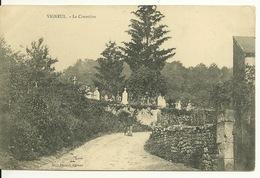 55 - VIGNEUL SOUS MONTMEDY / LE CIMETIERE - Gondrecourt Le Chateau