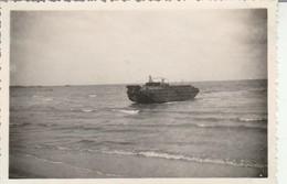 Vietnam - CAP ST. JACQUES : Bateau Militaire à Définir : 1947 - ( Format - 8,7cm X 6cm ) - Krieg, Militär