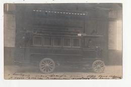 CARTE PHOTO - BOUTIGNY - AUTOBUS - COMPAGNIE GENERALE DES OMNIBUS - 1905 - 91 - France