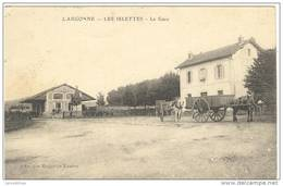 55 - LES ISLETTES / LA GARE - France