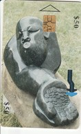 Zimbabwe - Sculpture - Simbabwe