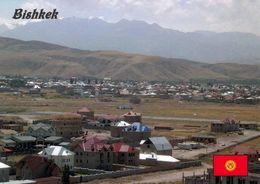 1 AK Kirgistan * Ansicht Der Hauptstadt Bischkek - Luftbildaufnahme * - Kirgisistan