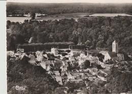 C P.- PHOTO - ETIOLLES - VUE GÉNÉRALE AÉRIENNE - 221-74 A Bis - COMBIER - Sonstige Gemeinden