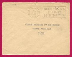 Enveloppe En Franchise Militaire - Poste Aux Armées - TOE - Secteur Postal 50 630 - Marcophilie (Lettres)