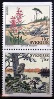 SUEDE                 N° 2104/2105             OBLITERE - Suède