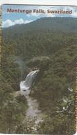 Swaziland - Mantenga Falls - Swaziland