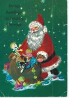 Kerstman - Pere Noël - Santa Claus - Krüger - Santa Claus