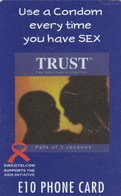 Swaziland - Use A Condom Every Time You Have SEX - TRUST - Swaziland