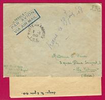 Correspondance En Franchise Militaire - Poste Aux Armées - TOE - Secteur Postal 50 916 - Marcophilie (Lettres)