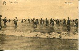 006821  Heyst Sur Mer - Les Bains  1926 - Heist