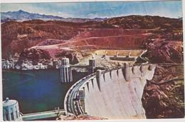 Etats-unis   Hoover Boulder Dam Nevad Arizona - Etats-Unis