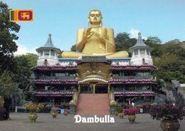 1 AK Sri Lanka * Tempel In Dambulla - DieTempel Von Dambulla Sind Seit 1991 UNESCO Weltkulturerbe * - Sri Lanka (Ceylon)