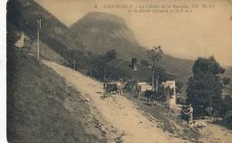I76 - 38 - GRENOBLE - Isère - Le Chalet De La Bastille Et Le Saint-Eynard - Grenoble
