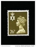 GREAT BRITAIN - 1990  NORTHERN IRELAND  26 P.  MINT NH   SG  NI61 - Irlanda Del Nord