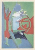 CPM - Jacques VILLON ( Né à Damville Juillet 1875 Mort à Puteaux Juin 1963 - Trophées Au Cor - Edition Publicited - Malerei & Gemälde