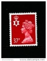 GREAT BRITAIN - 1990  NORTHERN IRELAND  37 P.  MINT NH   SG  NI67 - Regionalmarken